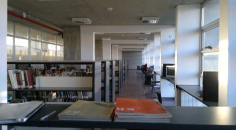 Estamos de mudanza!!! Nuevo edificio de la Biblioteca