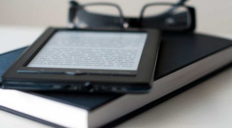 Libros electrónicos en Biblioteca