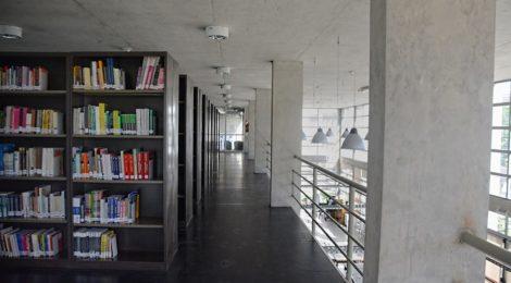 Nueva Biblioteca en Ciudad Universitaria!